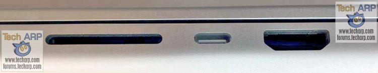 MacBook Pro 2021 SD-kaartlezer en HDMI