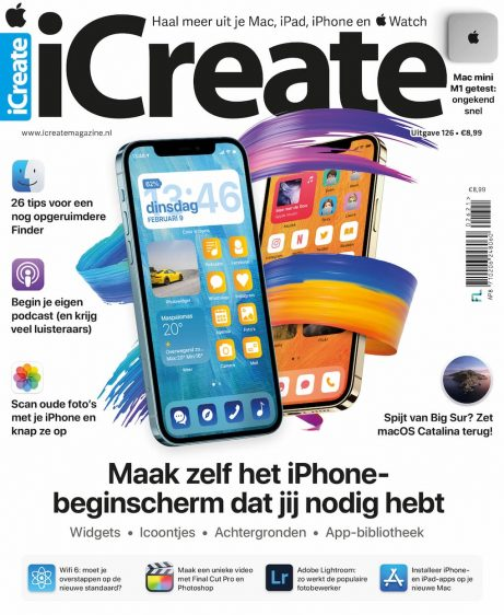 iCreate 126