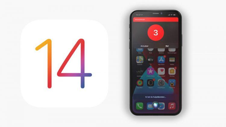 iOS 14.5 functies