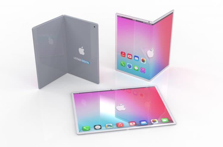 Opvouwbare iPhone