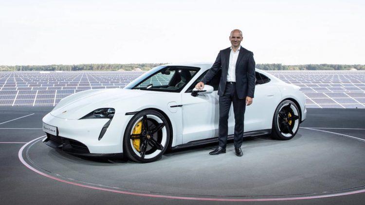 Apple Car als Porsche?