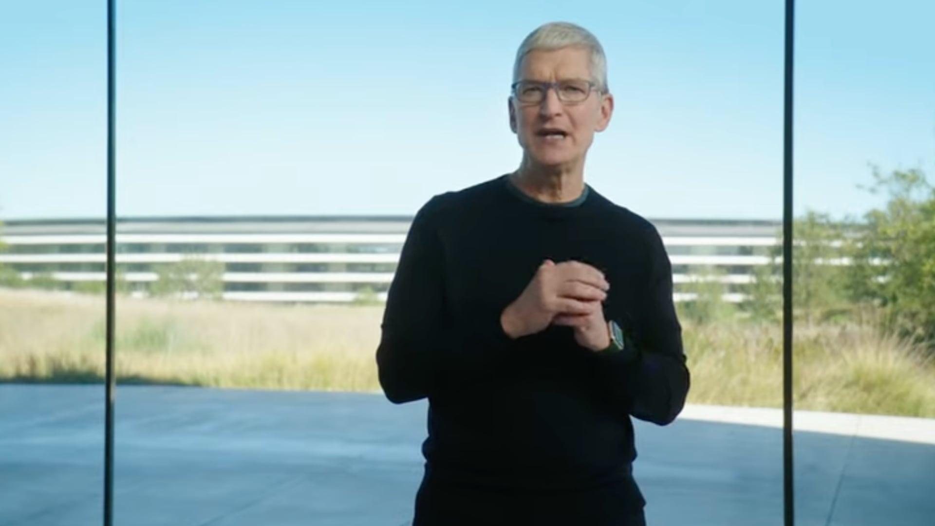 Apple event maart producten