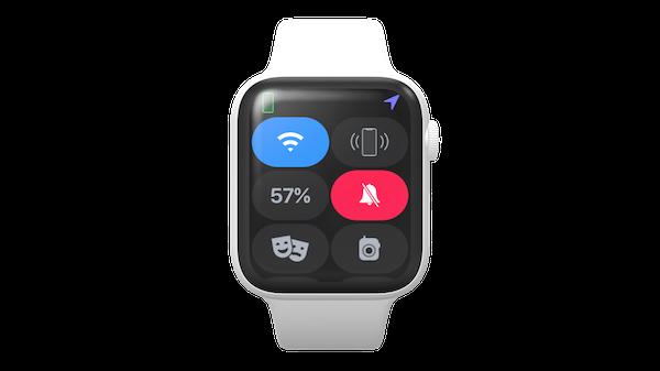Geluid Apple Watch dempen