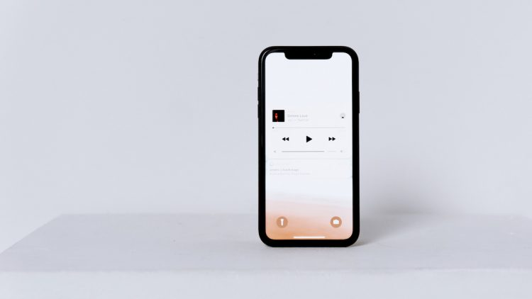 Een iPhone 13 met 120 Hz