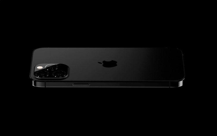 Zwarte iPhone 13