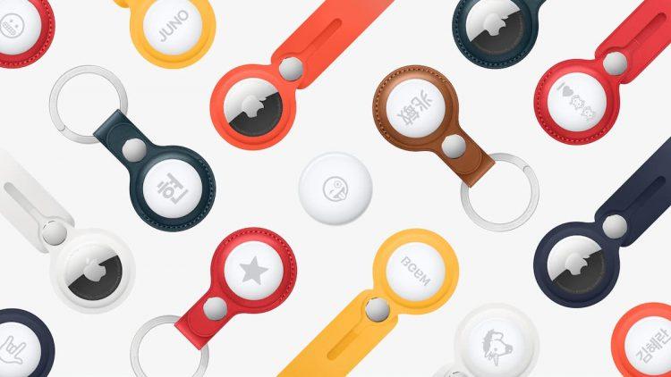 Apple AirTag accessoires
