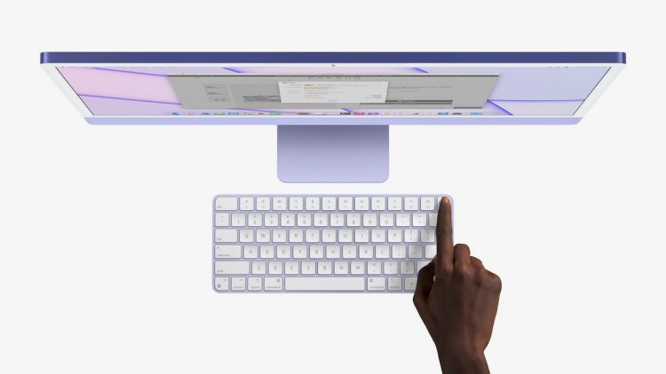 iMac Touch ID