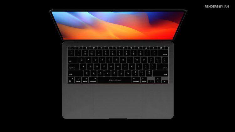 MacBook Pro 2021 zonder Touch Bar