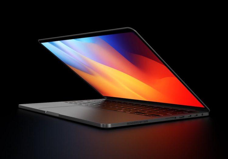 MacBook Pro 2021 met extra poorten