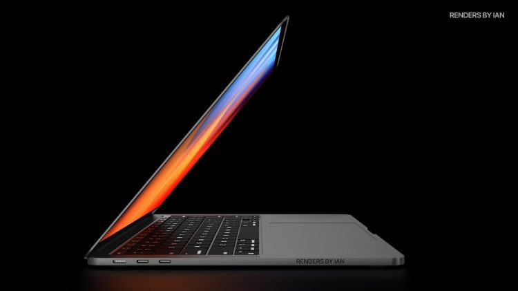 MacBook Pro 2021 concept