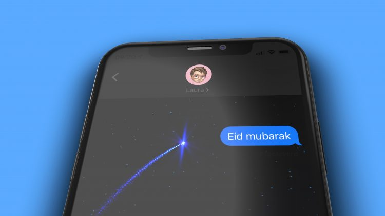 Eid mubarak wensen