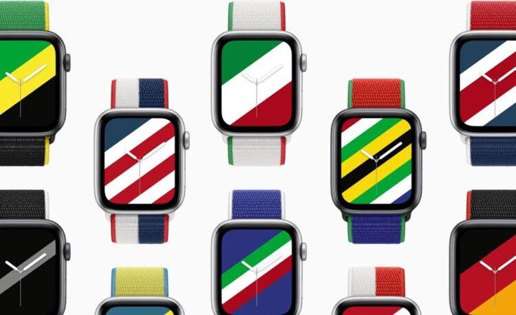 Apple Watch international collection