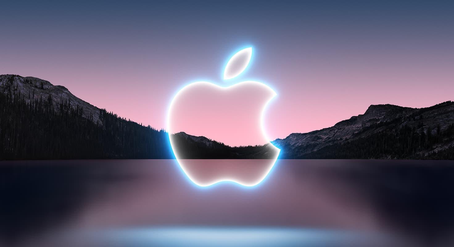 Apple event uitnodiging
