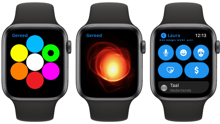 Apple Watch Digital touch