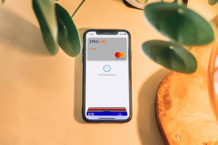 Apple Pay ING België