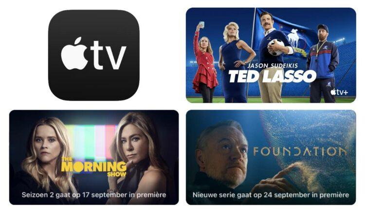 Apple TV+ najaar