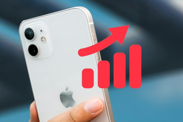 iPhone 13 prijs hoger