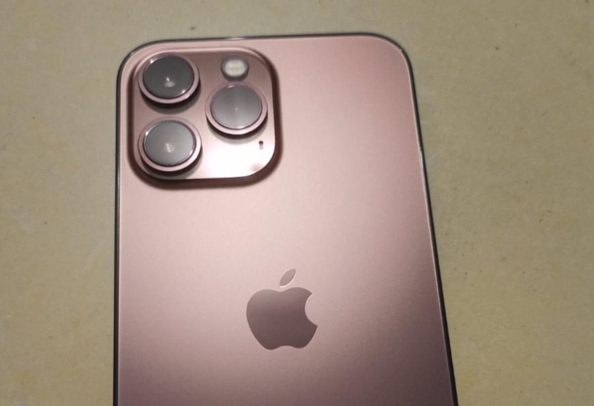 iPhone 13 Pro Max foto
