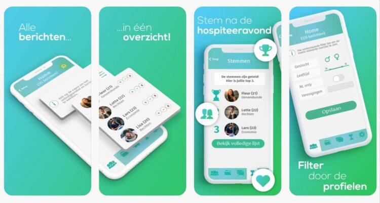 Apps voor studenten