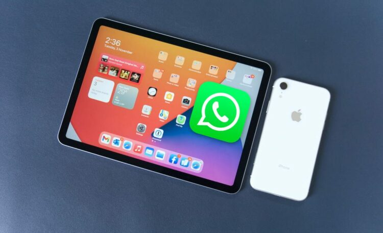 WhatsApp iPad app