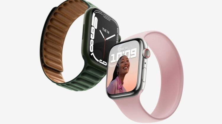 Apple Watch Series 7 release