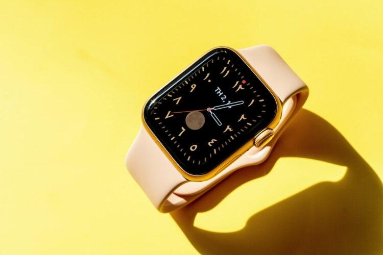 Apple Watch Series 7 vertraagd