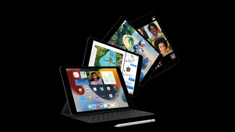 Nieuwe iPad 2021