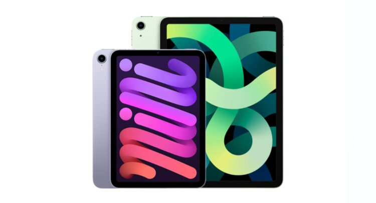 iPad mini 2021 vs. iPad Air 2020