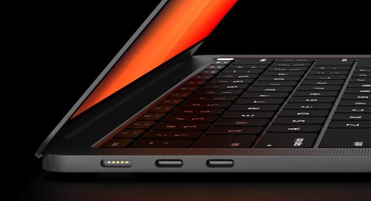 MacBook Pro 2021 Touch Bar